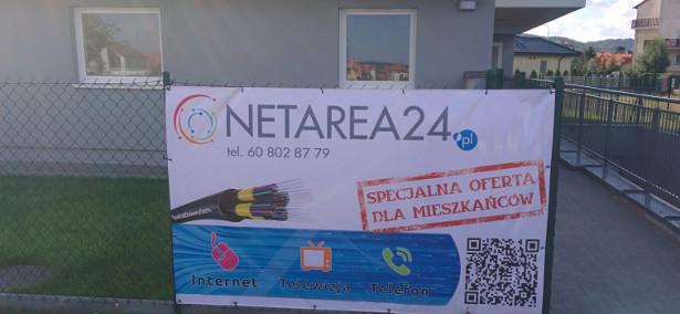 Kamienica Gdyńska w Rumi - reklama Netarea